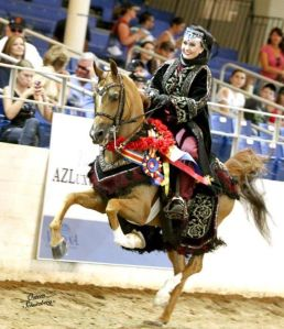http://www.californiaarabiancostumes.com/our-costumes/ Who hand craft and sell fabulous Arabian costumes. Check them out.