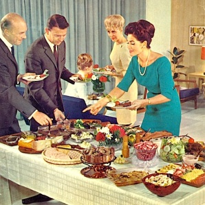1950s-dinner-party-buffet