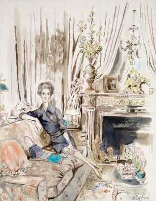 Cecil Beaton via Vanity Fair