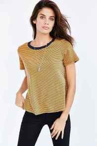 Urban Outfitters striped Boyfriend T source