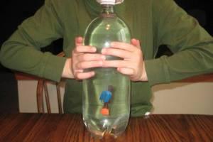 Bottle-Diver-Experiment