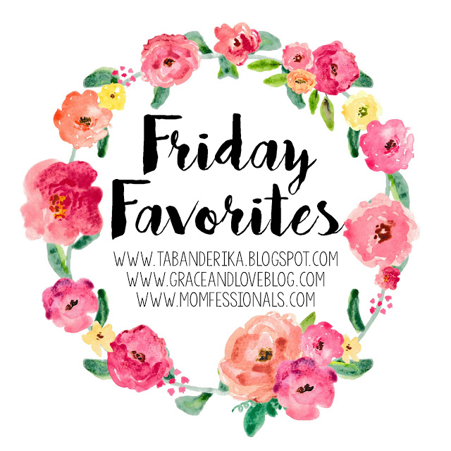Friday Favorites 2016