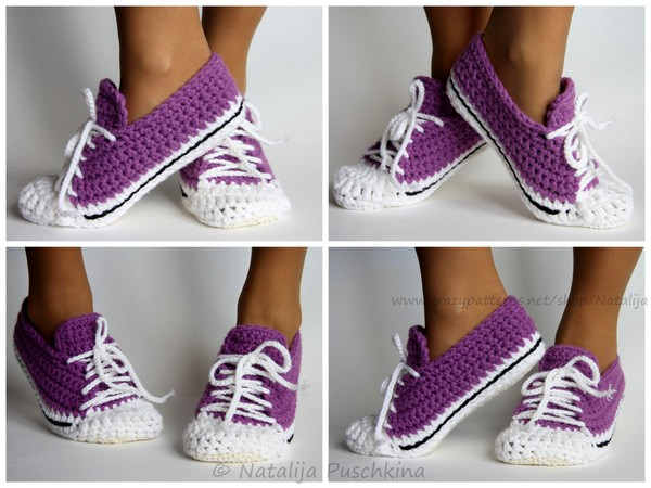 easy-quick-crochet-pattern-shoes-sock-sport-600x450