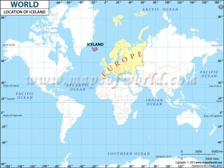 iceland-location-map