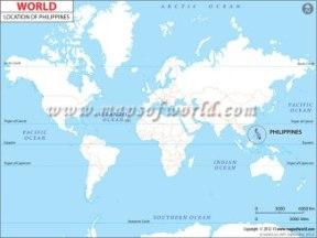 Philippines-Location
