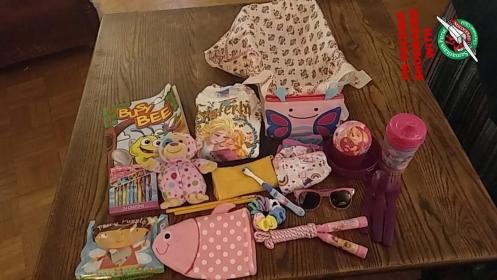 Little girl box.