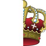 Second half crown
