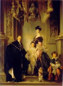 Duke_of_Marlborough_Family