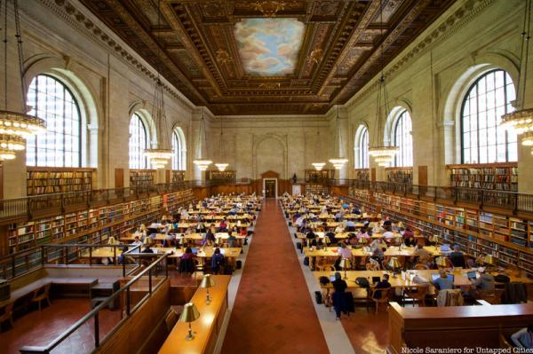 new-york-public-library-42nd-street-rose-reading-room-catwalk-NYC-untapped-cities1