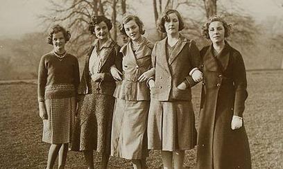 Mitford_sisters